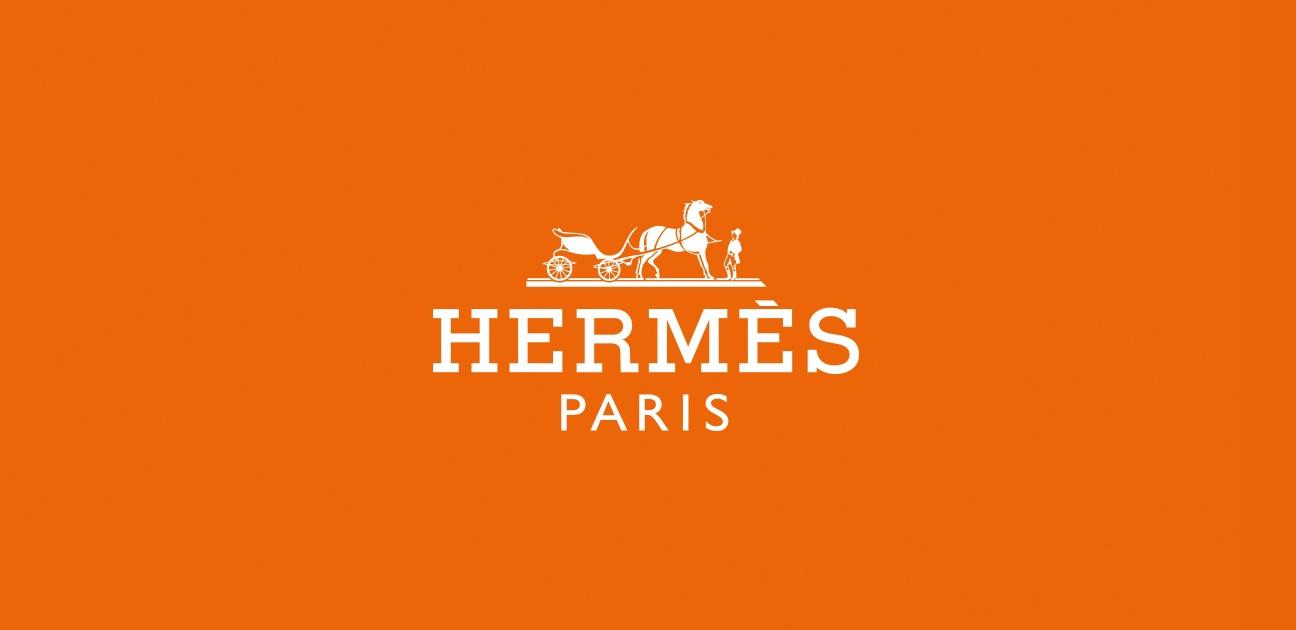 Diseño de materiales para punto de venta para Hermès