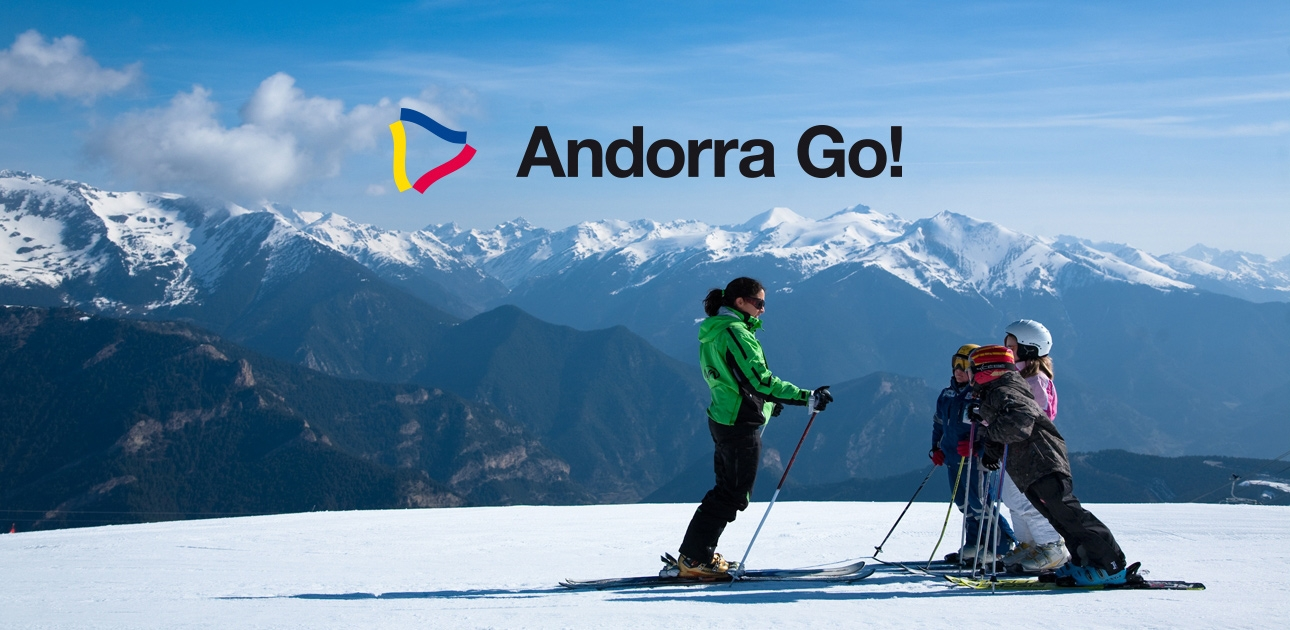 Diseño de aplicación móvil para Andorra, Andorra GO!