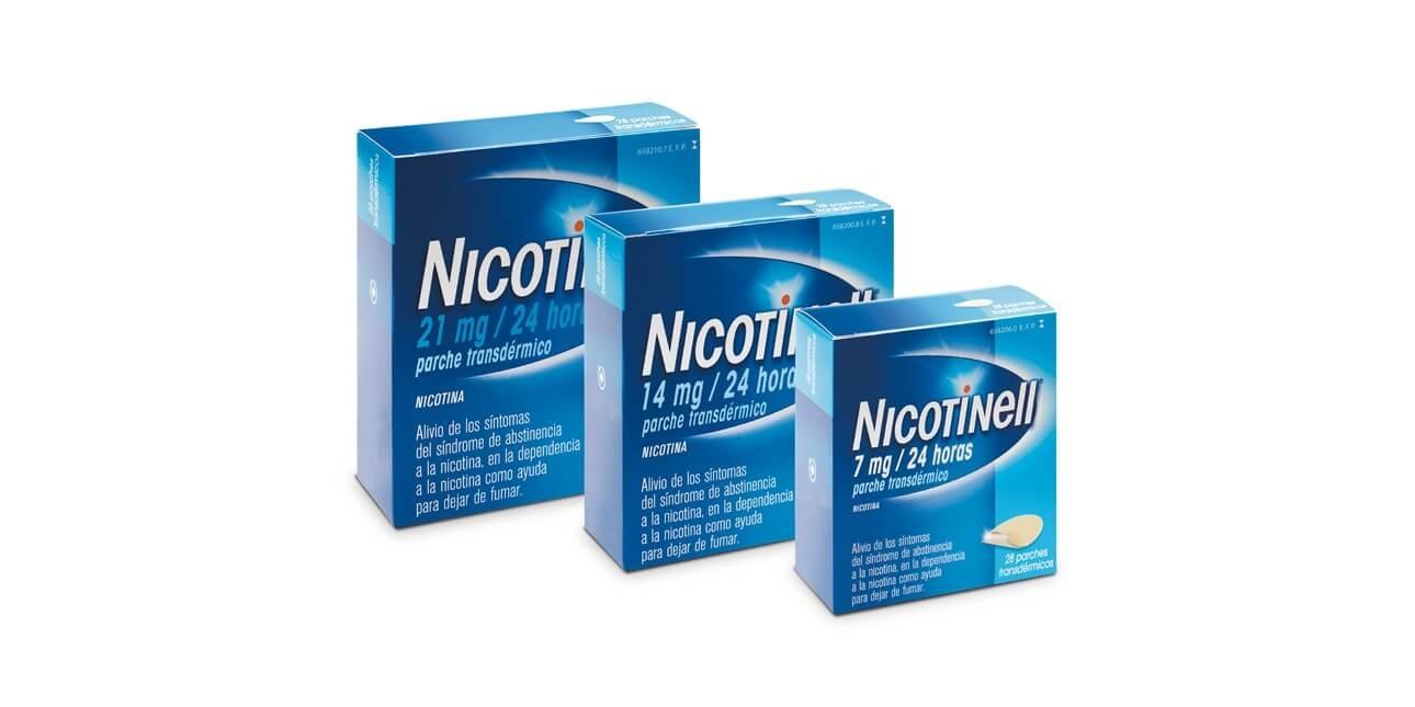 Diseño de soportes gráficos de Nicotinell para médicos y pacientes