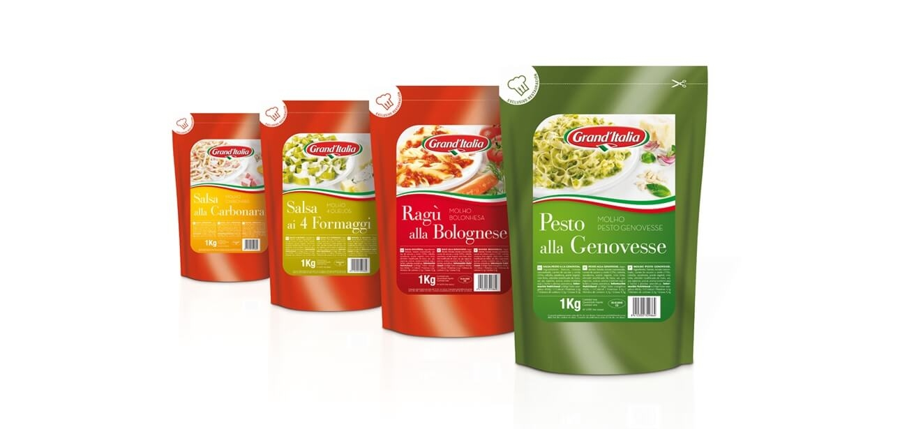 Salsas Grand'Italia