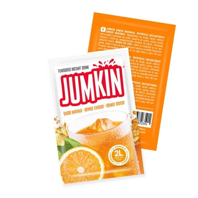 Modernización, rediseño de la marca Jumkin de GB Foods