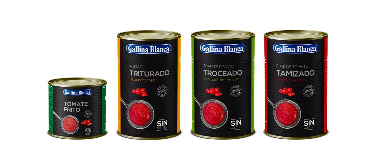 Tomates GBFoods